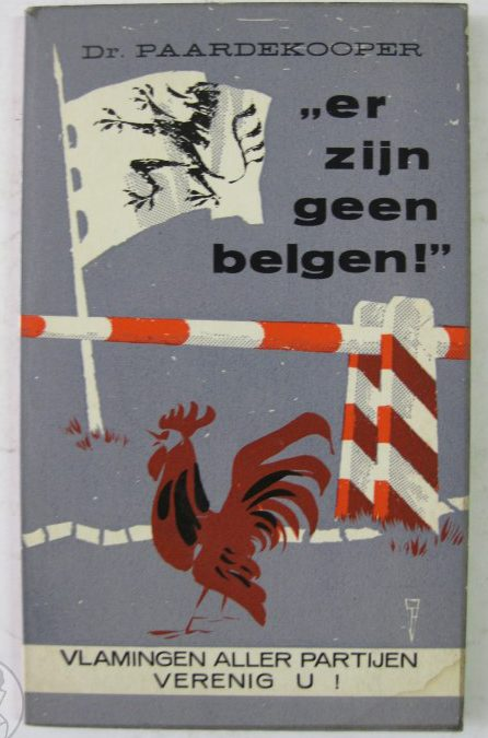 Zeggen we nu Vlaming of Belg?