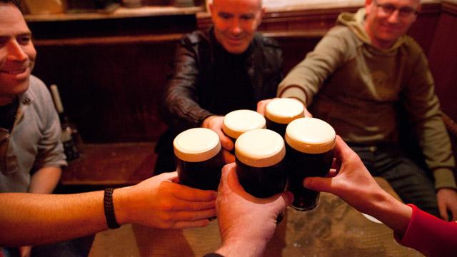 Waarom cultuurverschillen België – Ierland zo klein zijn…