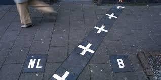 Nederlanders en Vlamingen die bij elkaar over de grens gaan werken, pas op!