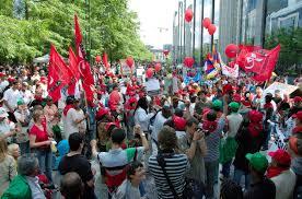Belgische en Franse vakbonden zouden zich beter heruitvinden